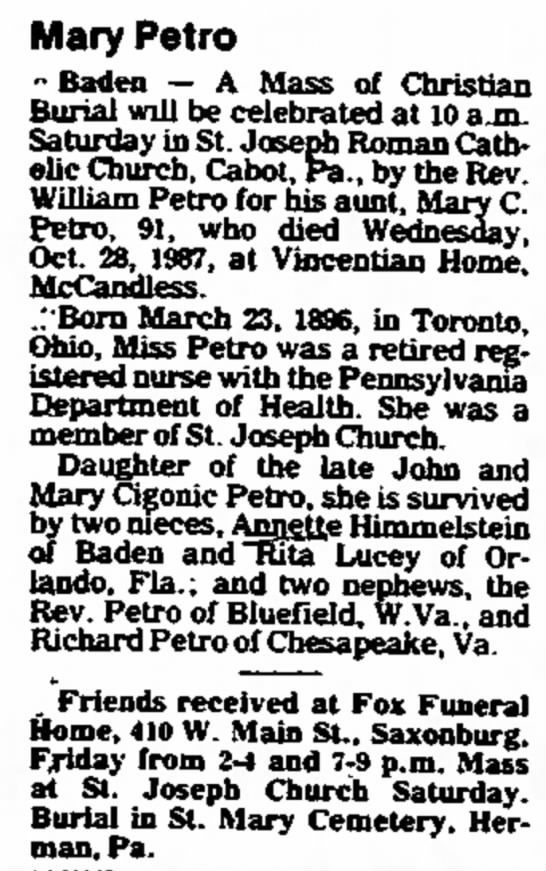 871030NewsRecordPetroObituary.jpg