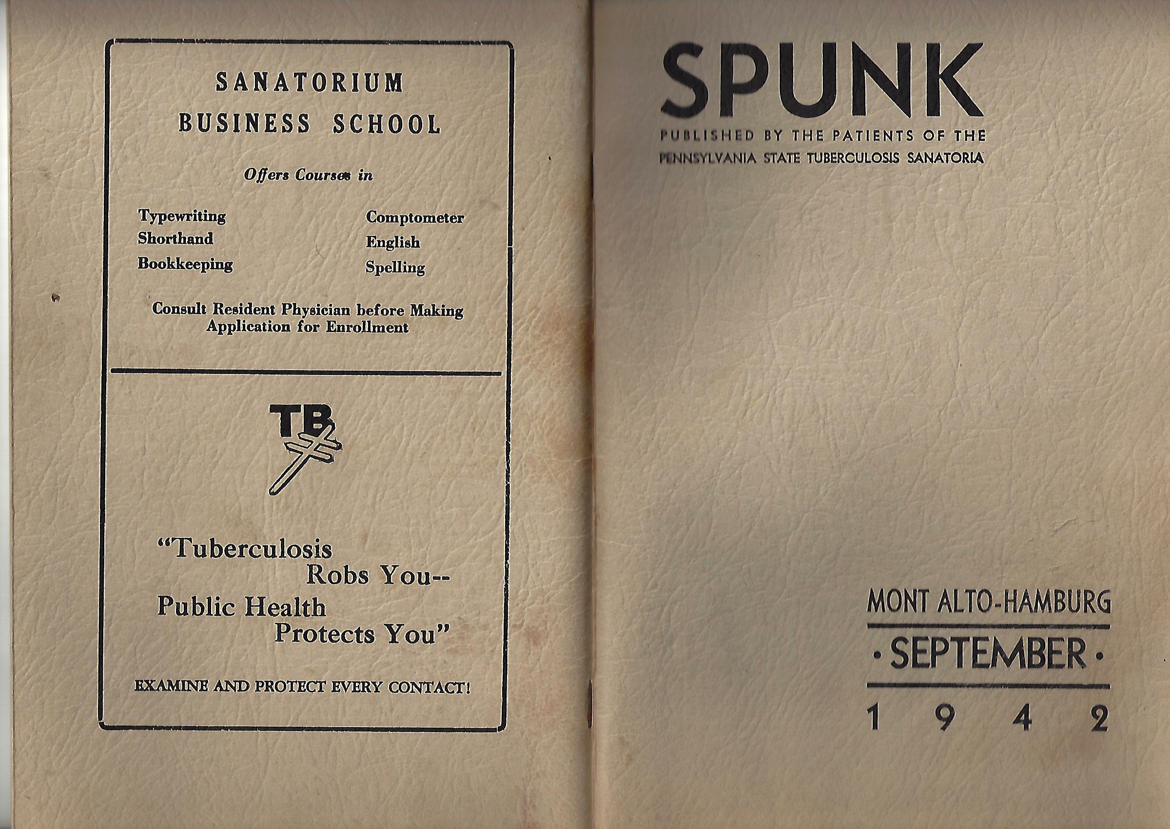 4  Spunk 1942 September